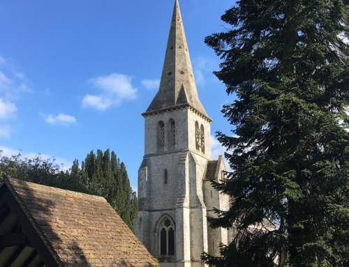 Lent Walk 3 – St Simon and St Jude, Milton on Stour